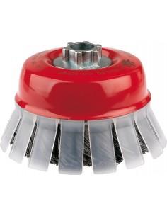 Cepillo amoladora ttg/1-100x0,50xm14 acer con guarda de