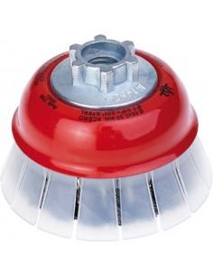 Cepillo amoladora hstg-0065x0,50xm14 acer.con g de jaz-zubiaurre