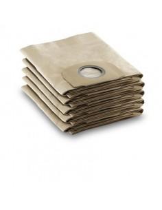 Bolsa filtro 4 unid. wd4/5/6 2.863-006.0 de karcher