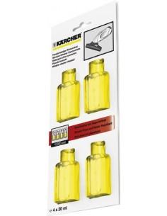 Detergente concentrado wv50 4x20ml de karcher