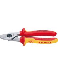 Alicate cortacables 9516-165mm vde1000v de knipex
