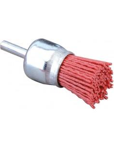 Cepillo taladro cna/9422-26 rojo abraslon disp de jaz-zubiaurre