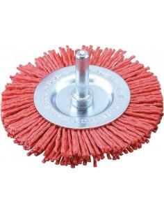Cepillo taladro cna/9475-075 rojo abras.disp de jaz-zubiaurre
