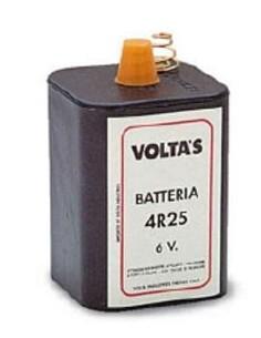 Bateria 9212 para baliza seña.9210/9215 de starter