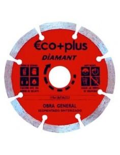 Disco diamante segmentado e + p 125x7 blíster de abratools