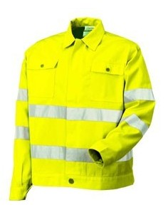 Cazadora alta visibilidad amarillo 8445av t-l de starter