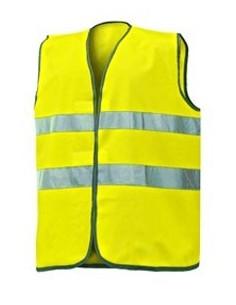 Chaleco alta visibilidad 01210n t-unica amarilla de starter