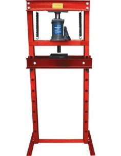 Prensa hidráulica 20tn 0-725mm 84kg de abratools