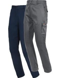 Pantalon easy stretch 8038b gris t-l de starter
