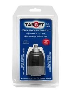 Portabrocas automatico combinado 1/2-20/1-13 pb1921 bl de target