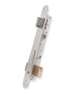 Cerradura puerta metalica 5550 aluminio de lince