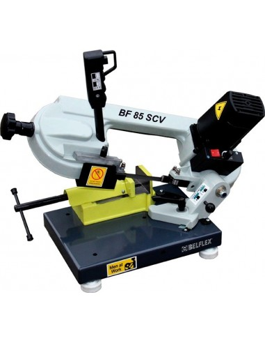 Tronzadora sierra cinta bf-85-scv 230v de abratools