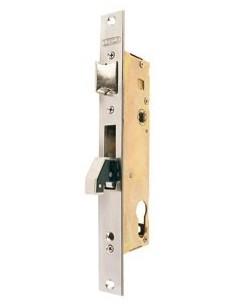 Cerradura puerta metalica 5570/32 acero inoxidable de lince