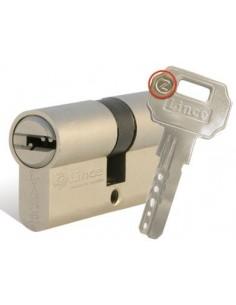 Cilindro seguridad c234032-n (2833) 40 + 32:72 de lince