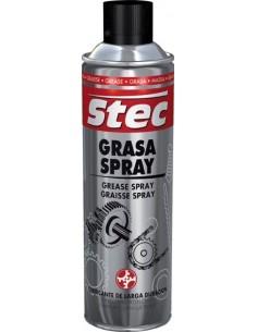 Grasa profesional stec spray 500ml 33963 de krafft caja de 12