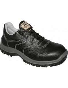 Zapato super ferro s3 con puntera de protección + plantilla