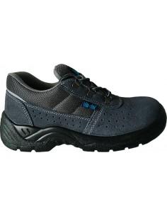 Zapato perforado bs60 gris s1p src t-42 de starter