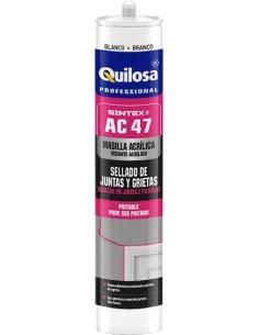 Masilla sintex ac-47 52001-300ml blanco de quilosa caja de 24