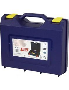 Maleta herramientas electricas140006-40 385x330x130 de tayg
