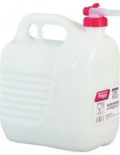 Bidon con tapon/grifo 601361-05 litros de tayg