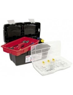 Caja herramientas 166006 500-e con bandeja + e 500x295x270 de