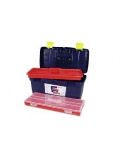 Caja herramientas 118005-18 con bandeja + es.580x290x290 de tayg