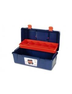 Caja herramientas 124006-24 con bandeja 400x206x188 de tayg