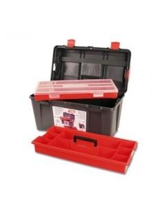 Caja herramientas 133008-33 con bandeja + es.480x258x255 de tayg