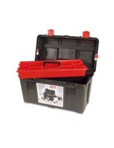 Caja herramientas 132001-32 con bandeja 480x258x255 de tayg