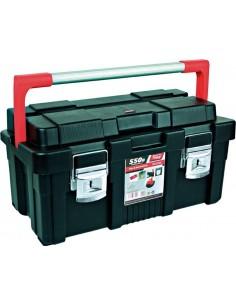 Caja herramientas 170003-550b con bandeja 550x300x275 de tayg