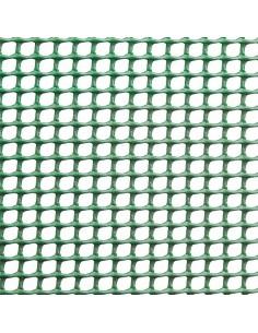 Malla plastica balconet c-105 verd.r/25m de nortene