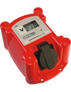 Protector inverkontrol di-230 para generado de solter