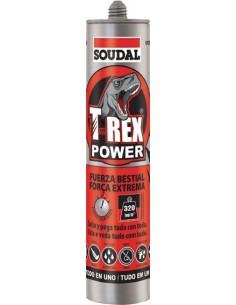 Polimero t-rex power 290ml-119907 blanco de soudal caja de 12
