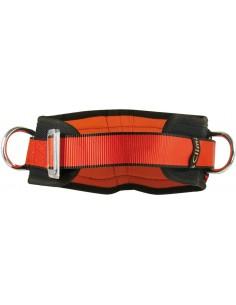 Cinturon climax 25-c/2 ce + cuerda y mosqueton de climax