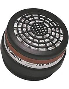 Filtro mascarilla 755/756/732 a1-p3 de climax caja de 6 unidades