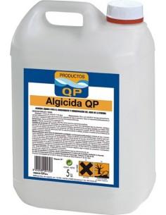 Algicida qp 5lt 280105 de quimicamp caja de 4 unidades