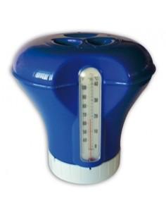 Dosificador pastillas con termometro de quimicamp