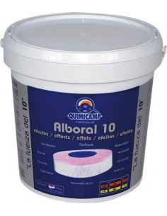 Cloro rapido alboral 10 efect t-250g 5kg de quimicamp caja de 4