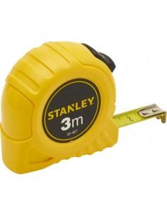Flexómetro easilock ii con f 130487-03mx12,7mm de stanley caja
