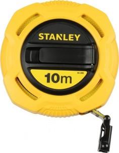 Cinta métrica cerrada fibra de vidrio 034295-10m de stanley