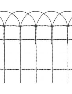 Malla plastififcada decorativa jardiflor 0,90x25m de s.i.b.