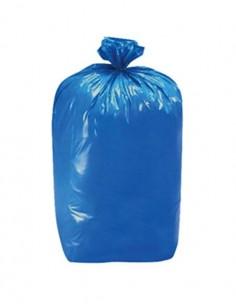 Sacos vendimia 50x80 azul g/600 de raisa caja de 100 unidades