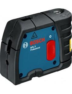 Nivel laser gpl 3 puntos profesional 30m de bosch construccion
