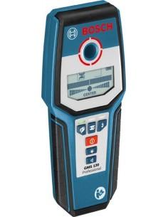 Detector metal, madera y electicidad gms 120 profesional de