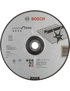 Disco concavo as46t inoxidable bf 230x1,9x22,2 de bosch