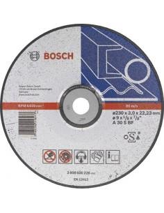 Disco concavo a30s bf 230x3,0x22,23 c.me de bosch construccion