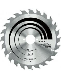 Disco sierra para gks-90 190x30 16 dientes de bosch