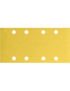 Lija rectangular 8 perforaciones con velcro 93x186 g060 bl50 de