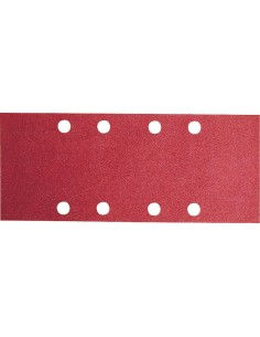 Lija rectangular 8perforaciones tensa 93x230 g060 bl10 de bosch
