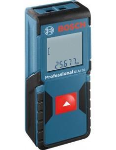 Medidor laser glm-30 profesional de bosch construccion /